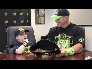 A look back at John Cena's 650 wishes with Make-A-Wish