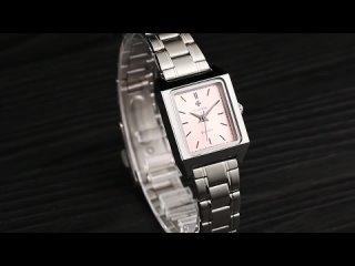 2020 new ladies stainless steel watch fashion women square quartz waterproof watches retro clock