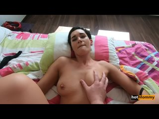 024 Mom used her Stepsons Morning Wood and let Cum inside_Hot Mommy_1080p