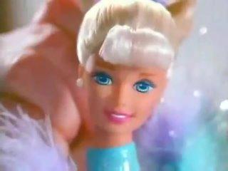 1997 Olympic Skater Barbie Commercial with Tara Lipinski