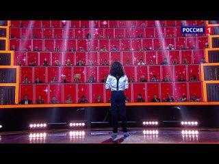 """Эрик Панич -  """"Long Tall Sally"""" (Ну-ка, все вместе ! 3 сезон 9 выпуск) ФИНАЛ"""