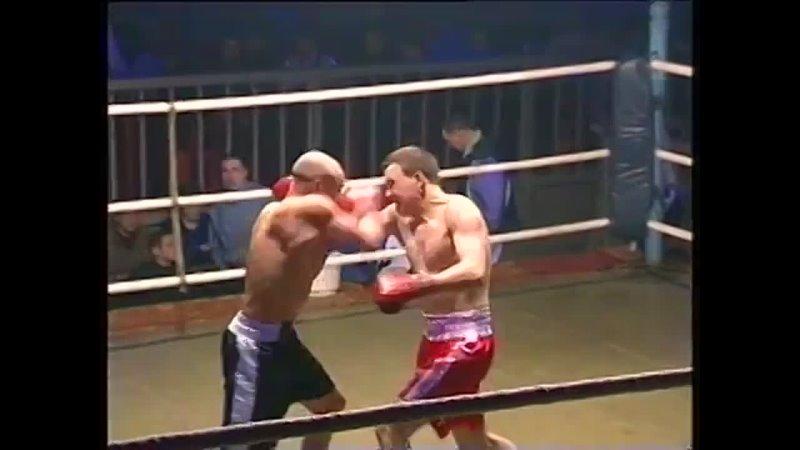 Секундомер (спецвыпуск, бокс).Вечер проф бокса в Кургане январь 1999 год