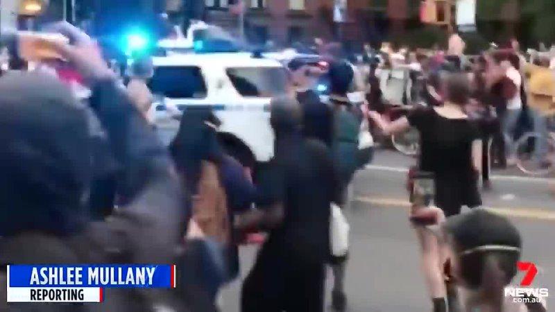 Причина протестов в Америке арест Джорджа Флойда