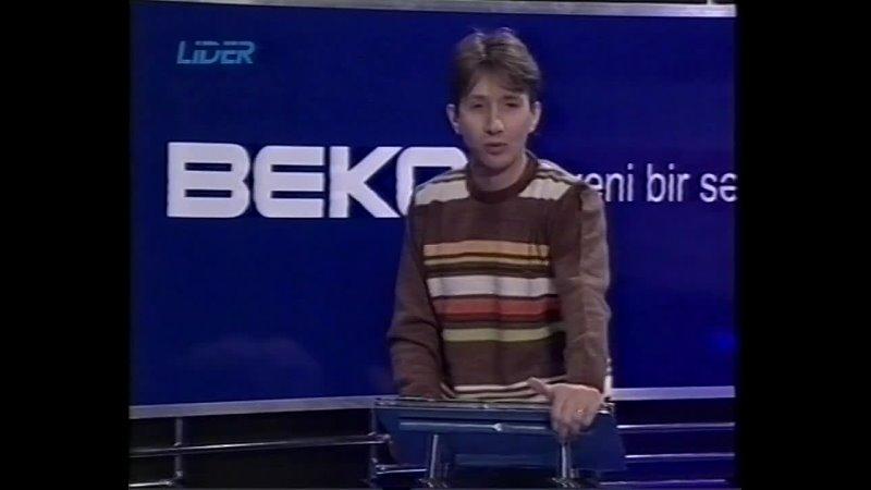 Teletime LiderTV Азербайджан 2007 Фрагмент