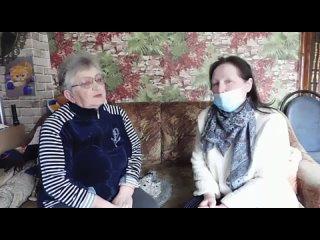 Интервью Пармеевой Любови Андреевны