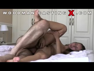 Woodman Casting X The girl at the casting substituted a point for the producer