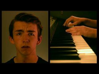 Leave It All To Me (iCarly Theme) MINOR KEY - Miranda Cosgrove - Dane Bjornson Cover