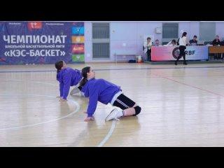 Асафова Софья, Бокова Мария. 2 место. Хип-хоп дуэты 12-18 лет.