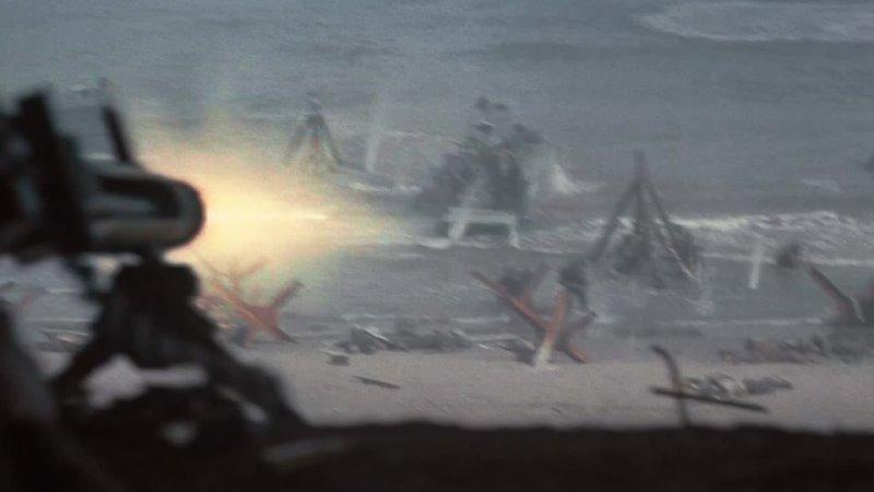 Saving Private Ryan - Omaha Beach Scene (HDR - 4K - 5.1) (1)