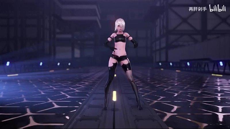【NieR-Automata-MMD-4K-60FPS】A29S2B【THE-BADDEST】-Please_480P (online-video-cutter.com)