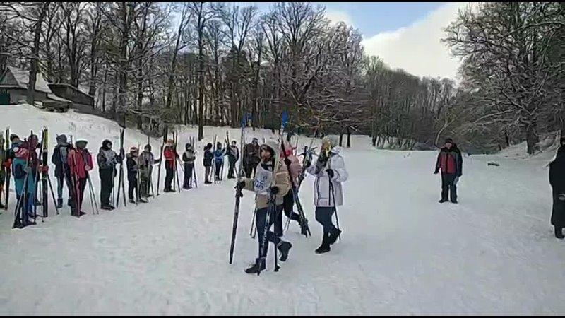 Брасовская лыжня 2021