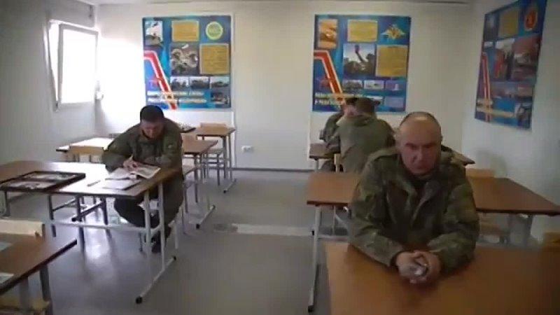 Размеренная жизнь российских миротворцев на базе в Нагорном Карабахе