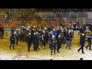 Чемпионы Кубка Харламова МХК Динамо МСК 20/21