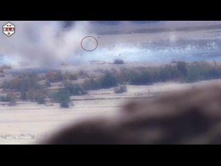 Боевики «Армии освобождения Белуджистана» опубликовала кадры подрыва военного пикапа ВС Пакистана