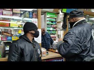 Чёрные Пантеры закрывают магазин в Милуоки - 31/01/2021
