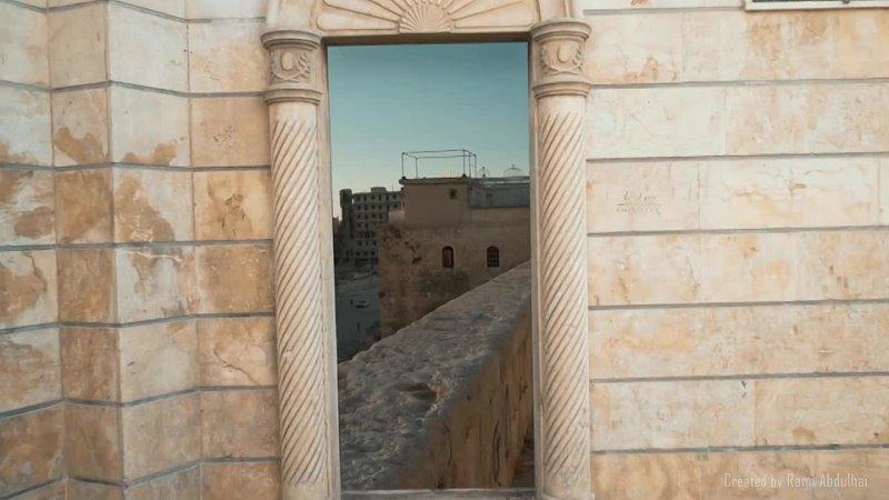 Aleppo The Ancient City حلب القديمة mp4