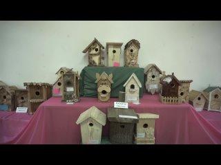 Новые квартиры для пернатых друзей. В Дюртюлях провели акцию ко Дню птиц
