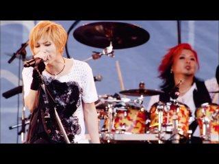 Acid Black Cherry a-nation Live History 2011-2016