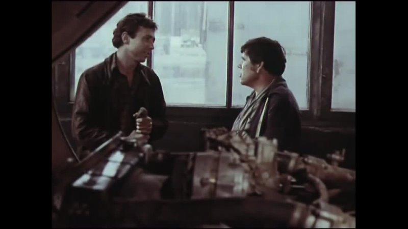 Фрагмент фильма Второе рождение 1980