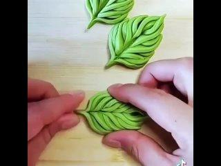 Красивая идея для выпечки