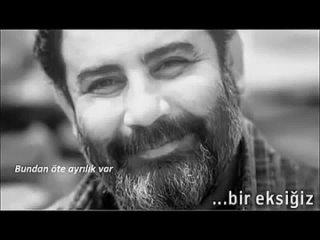 Ahmet Kaya - Bundan Öte Ayrılık Var YENİ.mp4