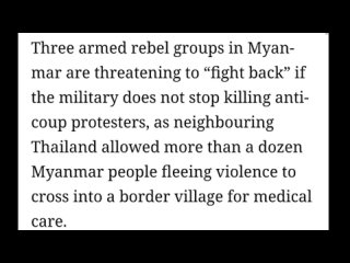 MYANMAR ARAKAN ARMY READYTO FIGHT BACK MYANMARMILITARY _ MYANMAR REBELS THREATENS TO FIGHT BACK(720P_HD)