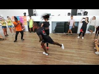 William dos Santos и Настя Че Казантип Q-Fest 2019 09 14 Демо