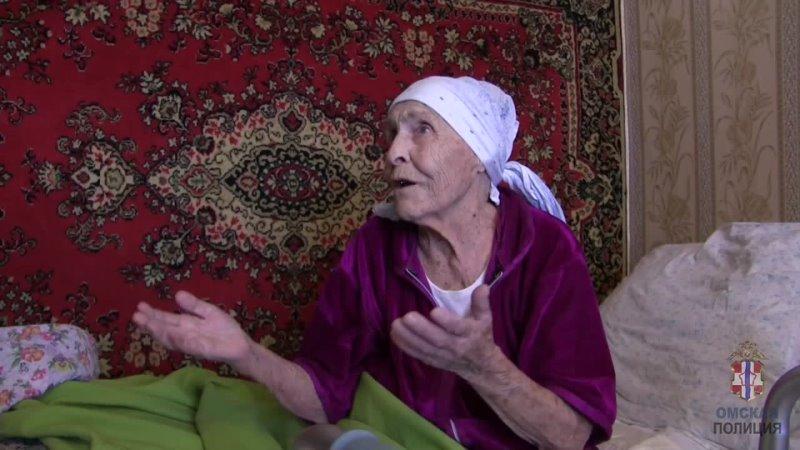Мошенница обманула бабушку при продаже шалей