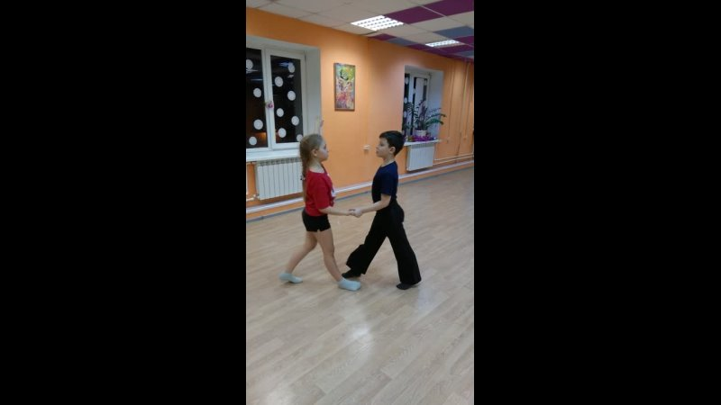 Первые шаги в танце Румба