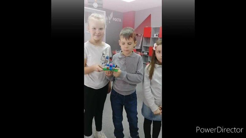 Лего конструирование HD