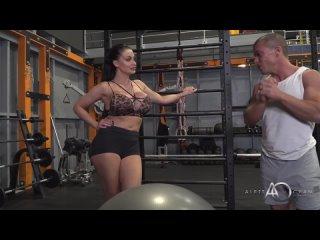 Aletta Ocean Live - Hot Gym Session.mp4