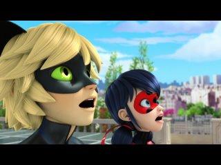 Miracle Square ♫ AMV Аниме-клип по Miraculous: Tales Of Ladybug & Cat Noir