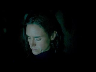 Jennifer Connelly cum on face from Shelter