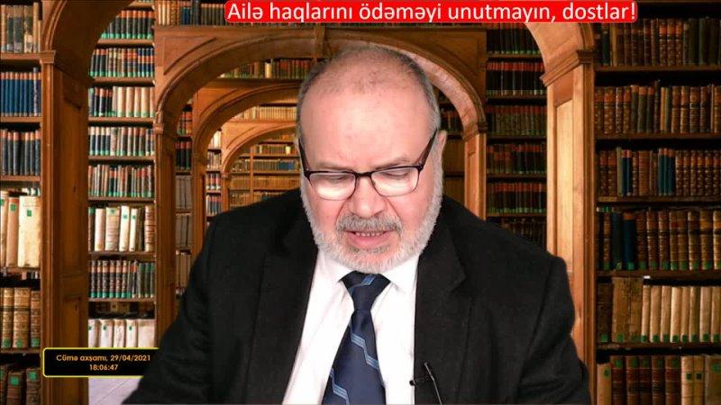 29.4.21 Bu vəhşətlərə göz yumanlar özləri kimdir bəs Polkovnik Isa Sadıqovla.