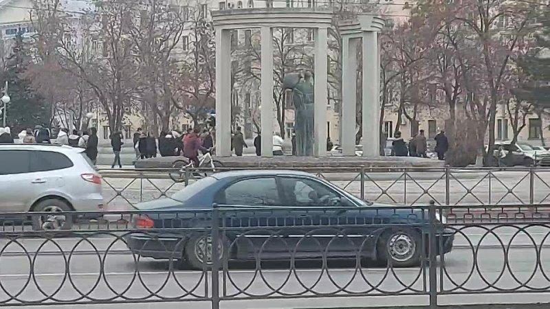 Астрахань и 2 идиота с камерой