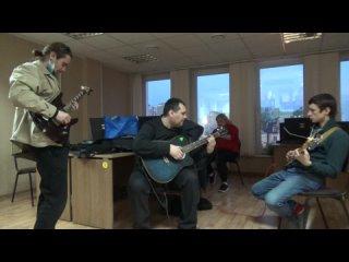 2021-04-23 гр. Клинопись. новая песня, разговор с Журавлём