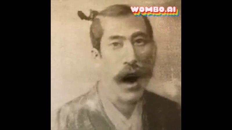 Oda Nobunaga Rick rolled Vanilla Sake