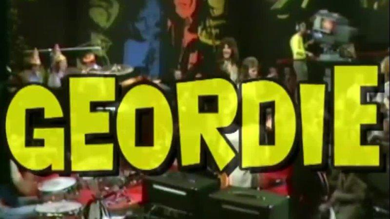 Geordie feat Brian Johnson Fogg Blue Suede Shoes Long Tall Sally Geordie Scene March 1975