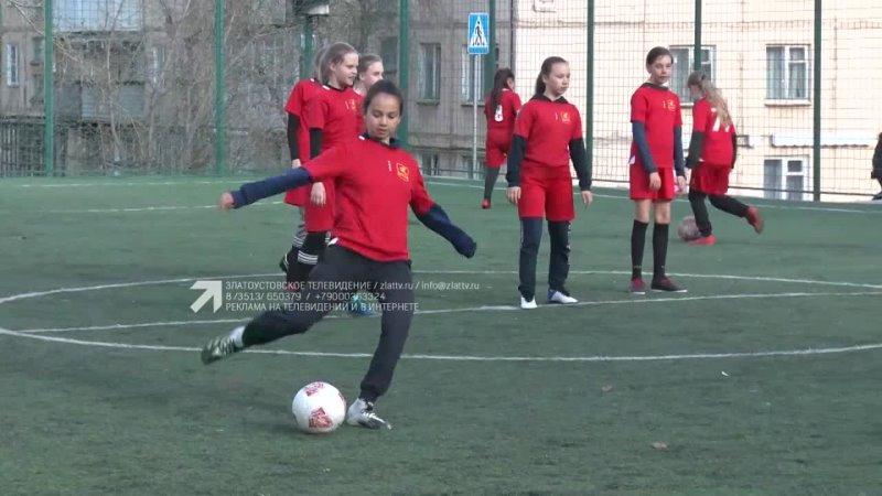 Златоустовские футболистки завоевали главный приз Вахитовского турнира по мини-футболу, который прошел в Казани