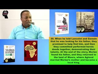 Episode 22. 2019-08-14. AFRICANS WHO RULED OVER EUROPE. ARE BLACK AFRICAN PEOPLE CURSED