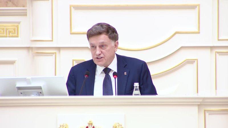 Наш закон о кадетском образовании должен стать модельным для всей России