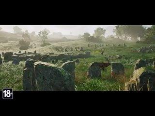 """Создатели Assassin's Creed Valhalla выложили трейлер дополнения """"Гнев друидов"""" — уже завтра мы отправимся в Ирландию, где послед"""