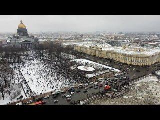 [Audio RW] Митинги ЗА Навального/Свободу Алешке