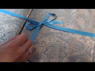 Постельное бельё в подарочной коробке