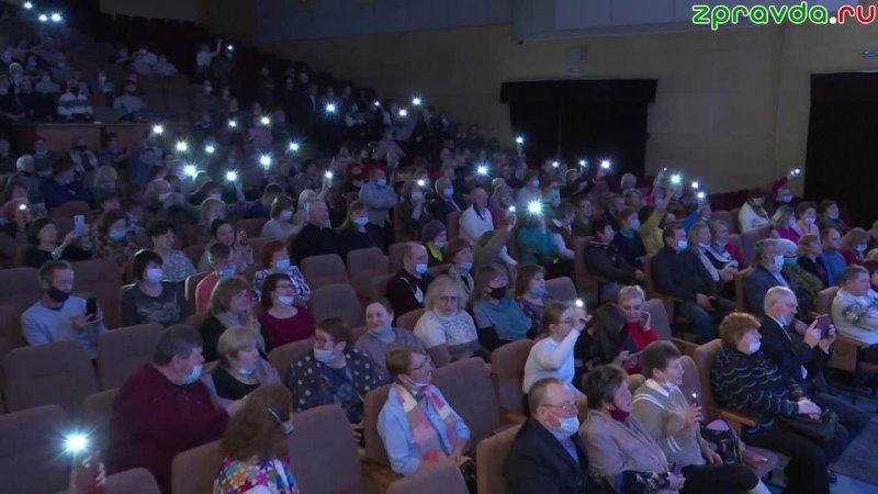 Мы живы покуда поём полный зал любителей бардовской песни вновь собрал концерт ТихоTVорение