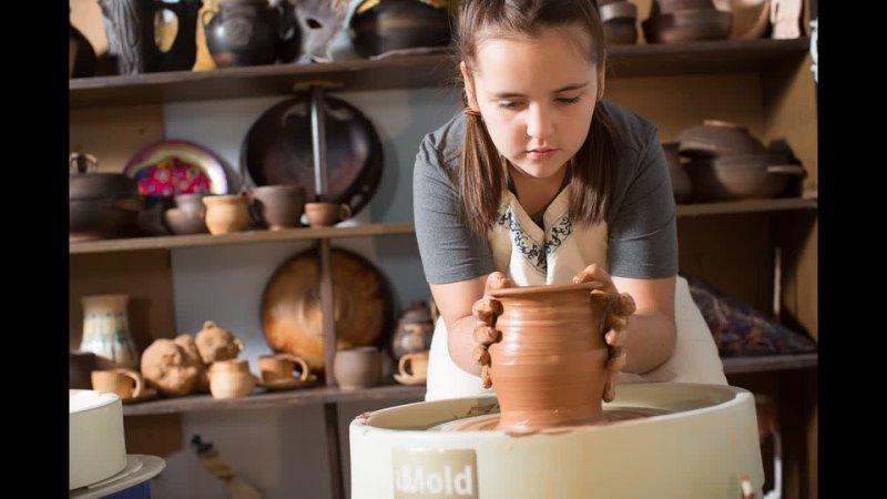 Донецкая гончарня приглашает.М\К гончарное искусство для детей и взрослых.