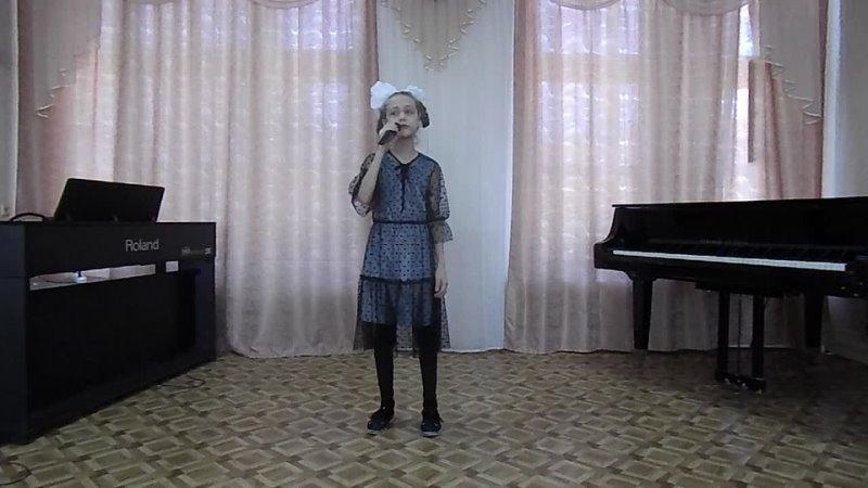 Арина Рассомахина Погибшие в небе за Родину преп Горян А Е ДШИ ВП