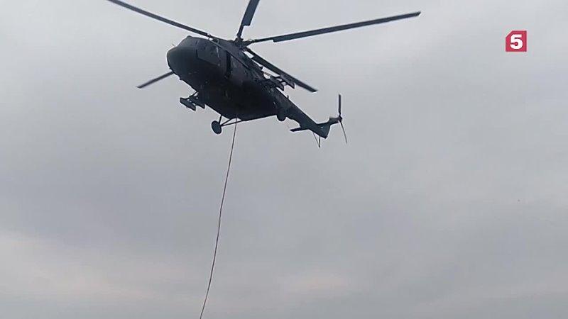 Минобороны приступило к оказанию помощи при тушении пожара на Невской мануфактуре