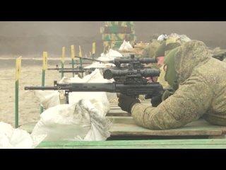 Подготовка мотострелков ЮВО к соревнованиям по тактико-стрелковому многоборью