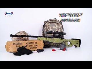 Fit technic серии пистолеты mauser 98k снайперская винтовка может огонь пули набор военная модель строительные блоки игрушки